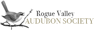 ROGUE VALLEY AUDUBON SOCIETY Logo